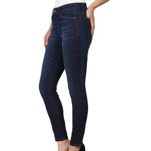 Joe's Straight Leg Jeans Dark Carlotta Wash